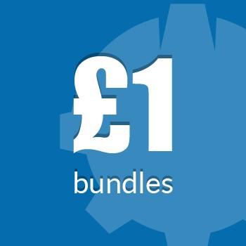 £1 Pound Bundles