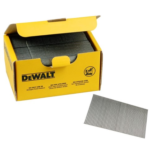 DeWalt Nails, Screws & Fixings
