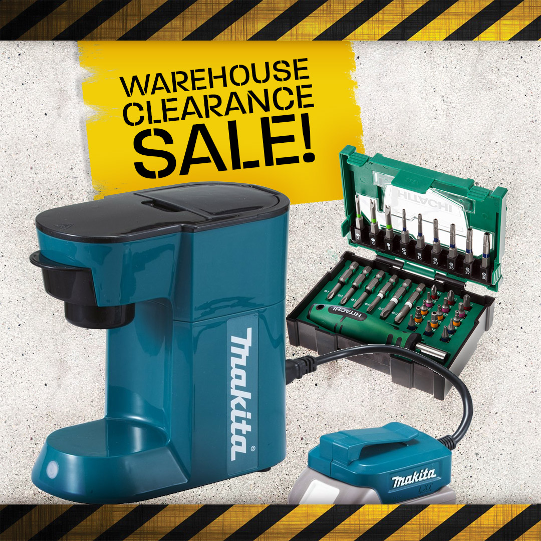 Warehouse Clearance - Accessories