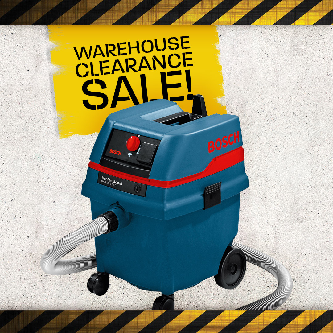 Warehouse Clearance - Extractors