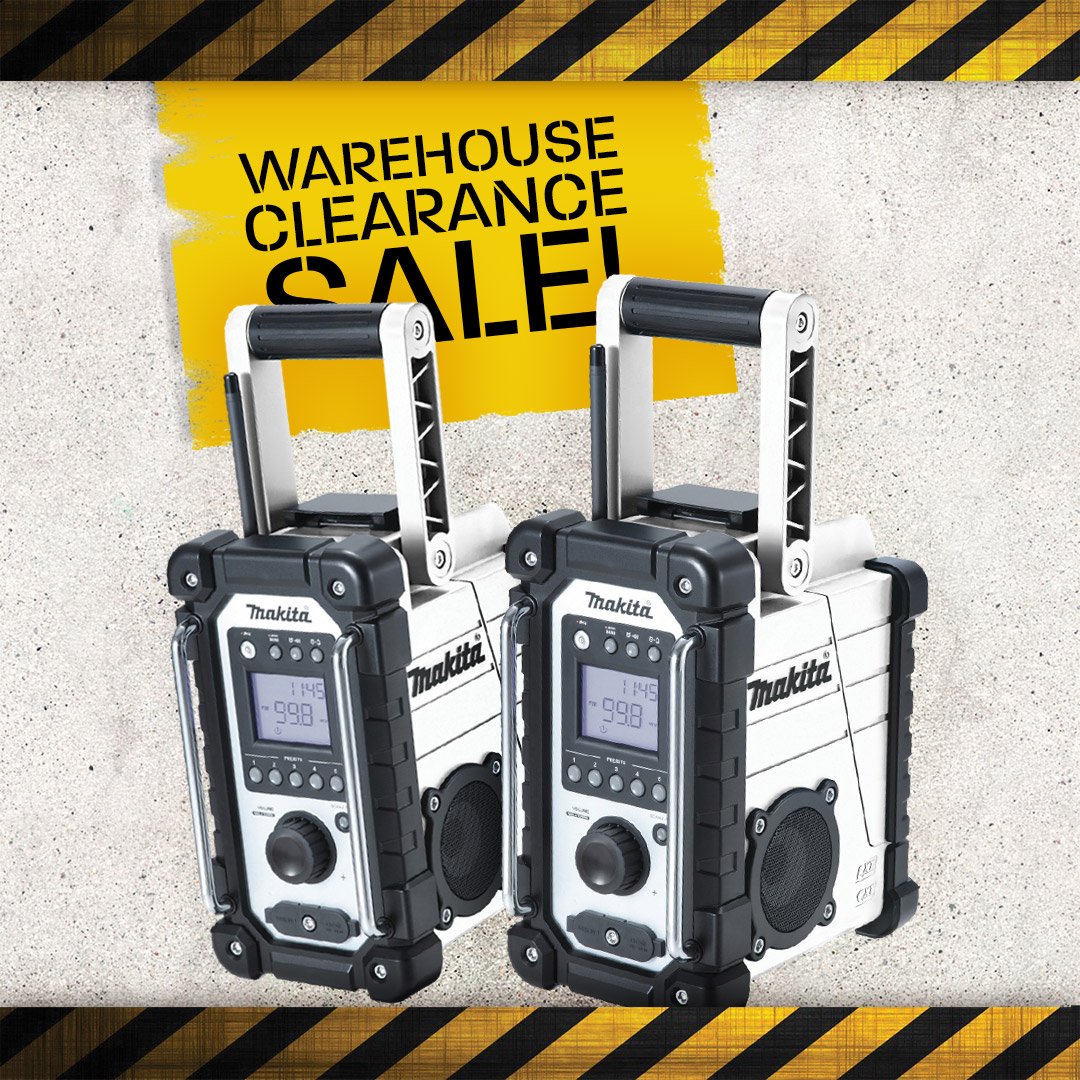 Warehouse Clearance - Radios