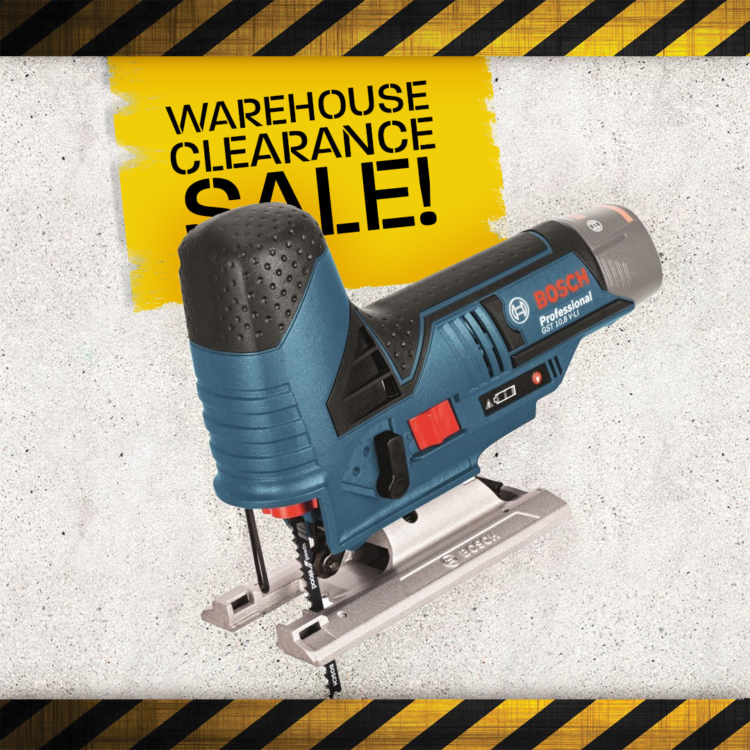 Warehouse Clearance - Saws