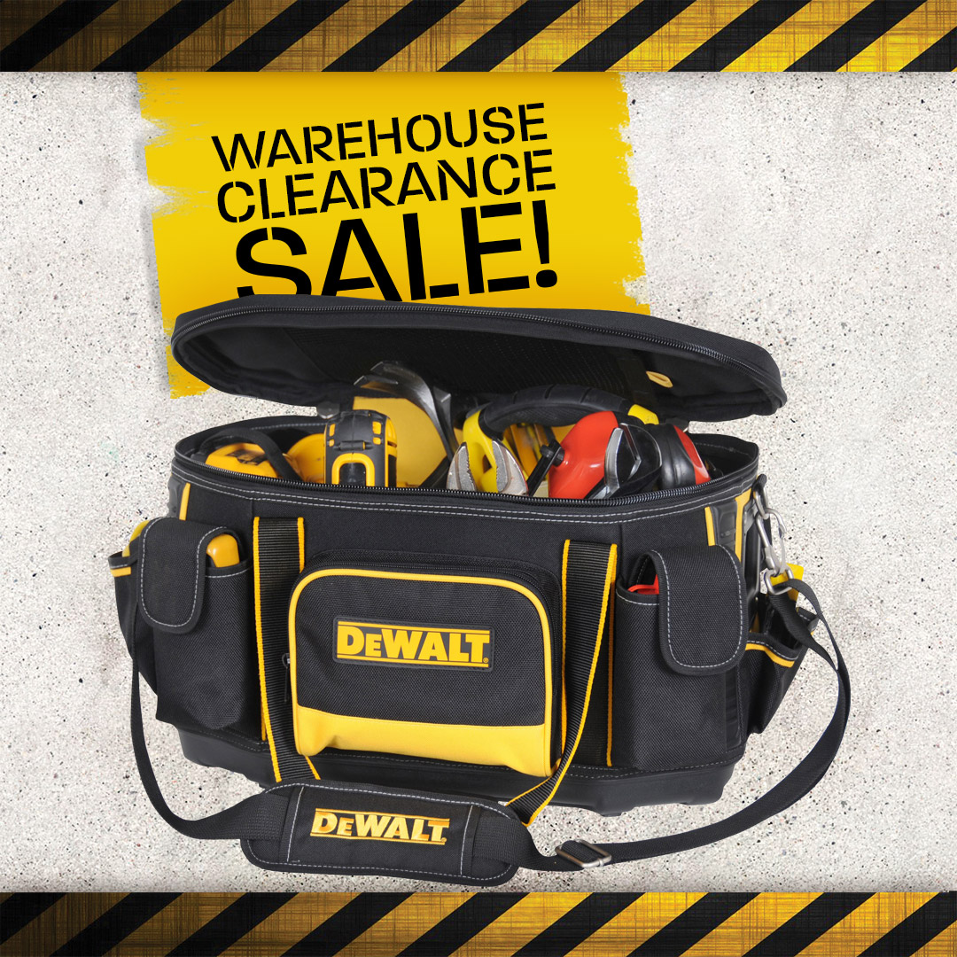 Warehouse Clearance - Storage