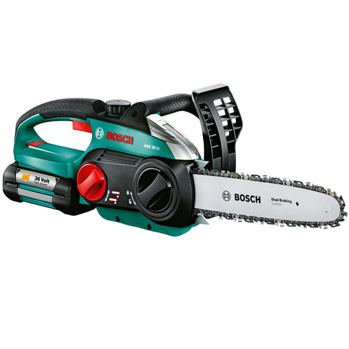 Bosch Green Chainsaws