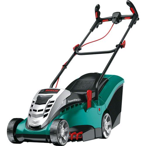 Bosch Green Lawn Mowers