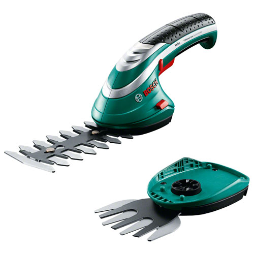 Bosch Green Shrub & Grass Shears