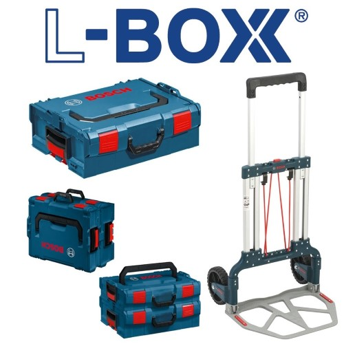 Bosch L-Boxx and Accessories