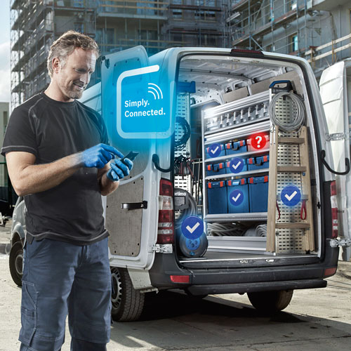 Bosch Simply Connected Tools