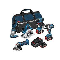 Bosch Cordless Tool Kits