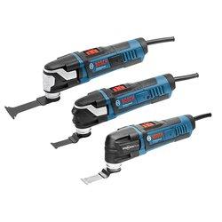 Bosch Starlock Multicutters