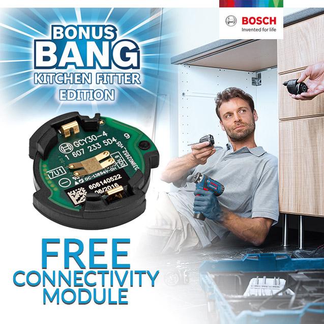 Free Bosch GCY 30-4 Module