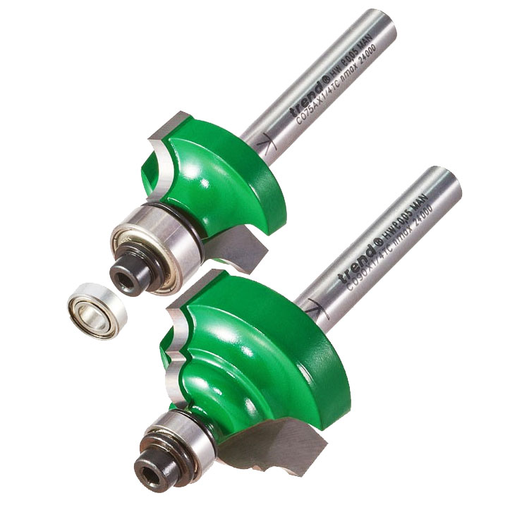 Trend CraftPro Router Cutters