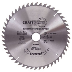 Cross Cut Blades for Stationary Mitre Saws