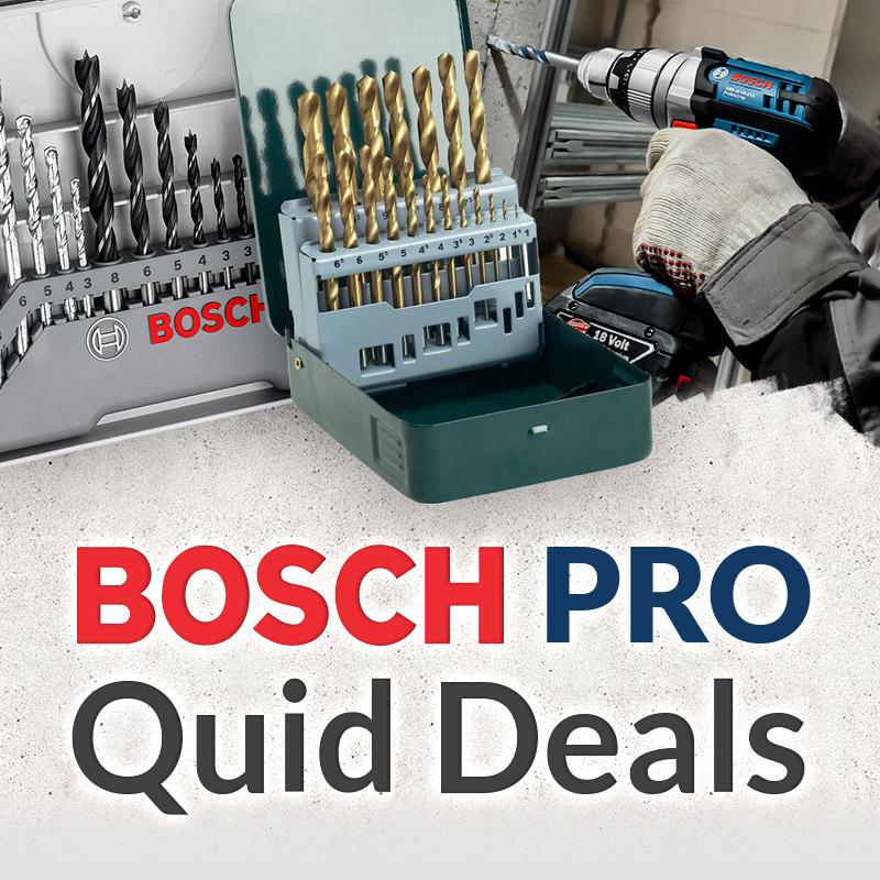 Bosch Pro Quid Deals
