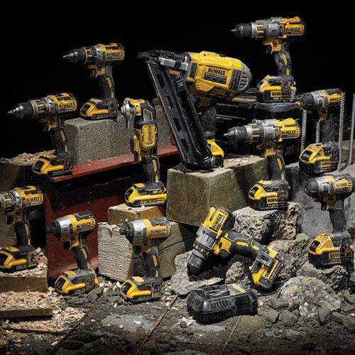 DeWalt 18v XR Cordless Tools