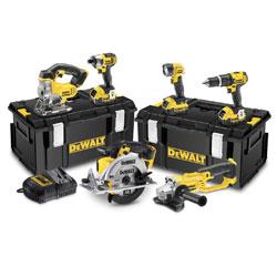 DeWalt Cordless Tool Kits