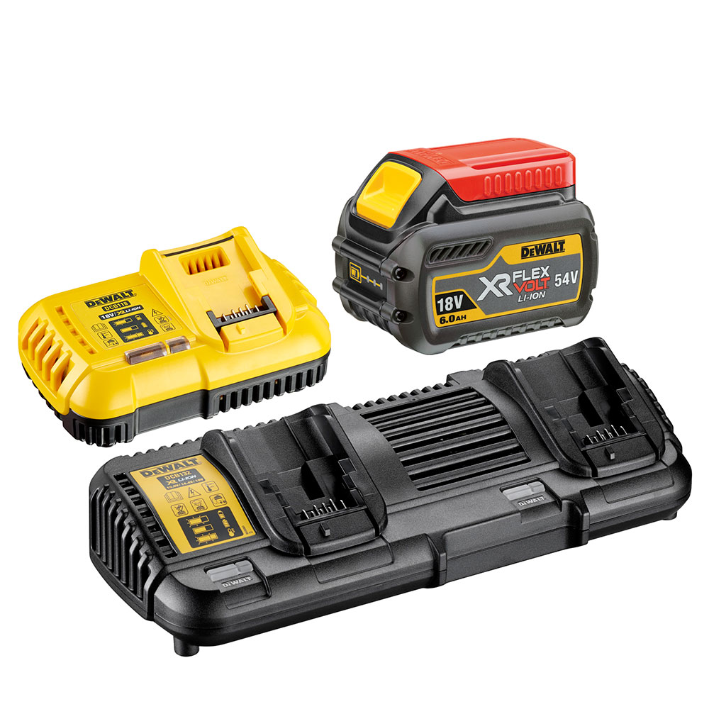 DeWalt XR FLEXVOLT Batteries & Chargers