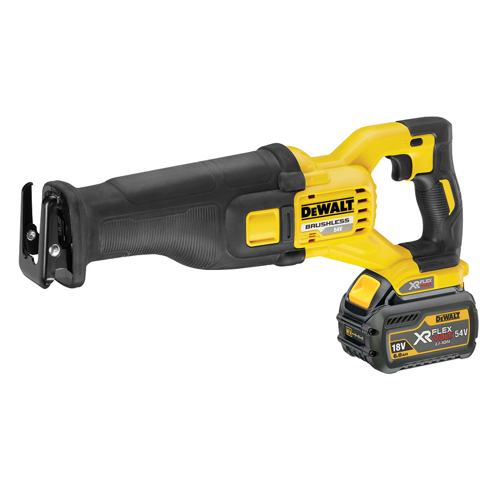 DeWalt XR FLEXVOLT 54v Reciprocating Saws