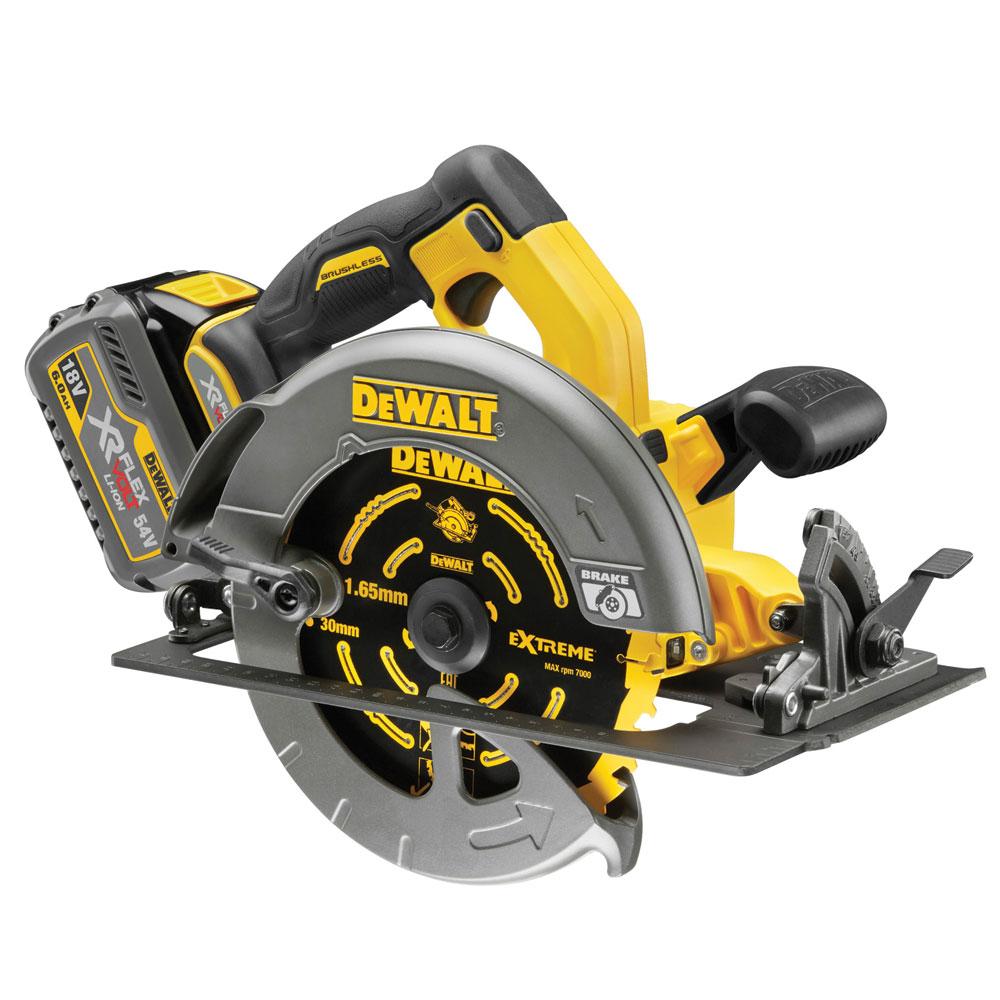 DeWalt XR FLEXVOLT 54v Circular Saws
