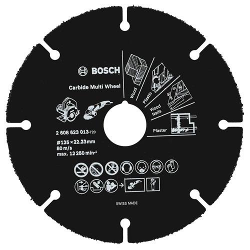 Carbide Multi-Cutting Discs