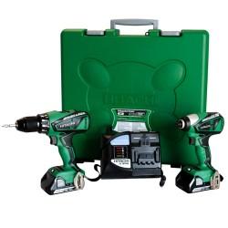 Hitachi Cordless Tool Kits
