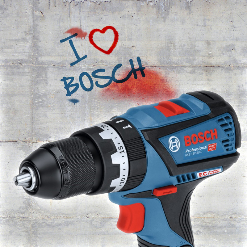Valentine's Sale - I Love Bosch