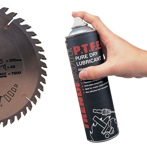 Trend Lubricants and Cutter Cleaning
