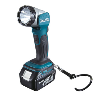 Makita Lighting, Torches & Fans