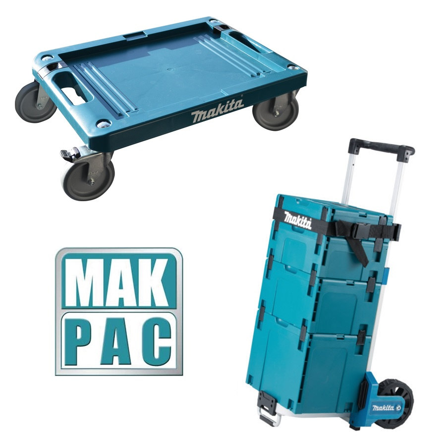 Makita MAKPAC Transport Solutions