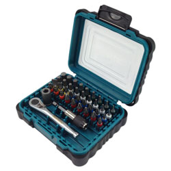 Makita Screwdriver Bits & Bit Sets