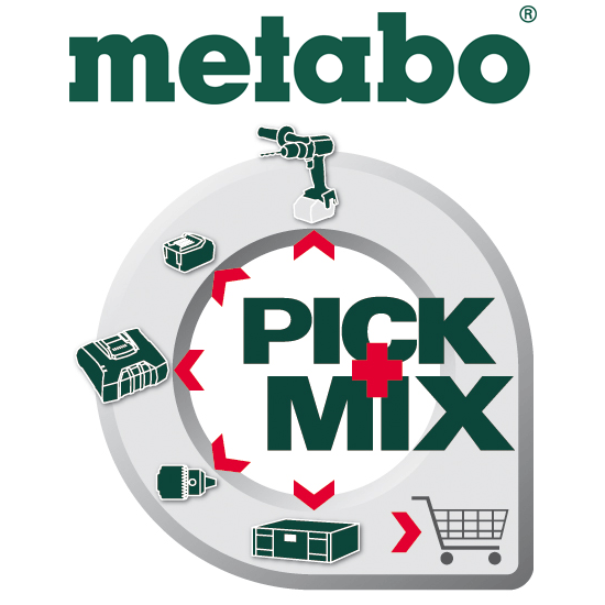 Metabo 18v Pick+Mix