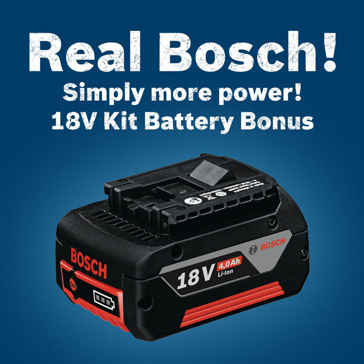 Bosch Simply More Power