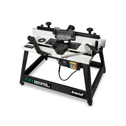 Trend Router Tables & Accs.