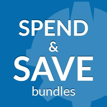 Spend & Save Bundles