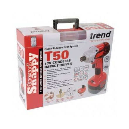 Trend T50 Impact Driver