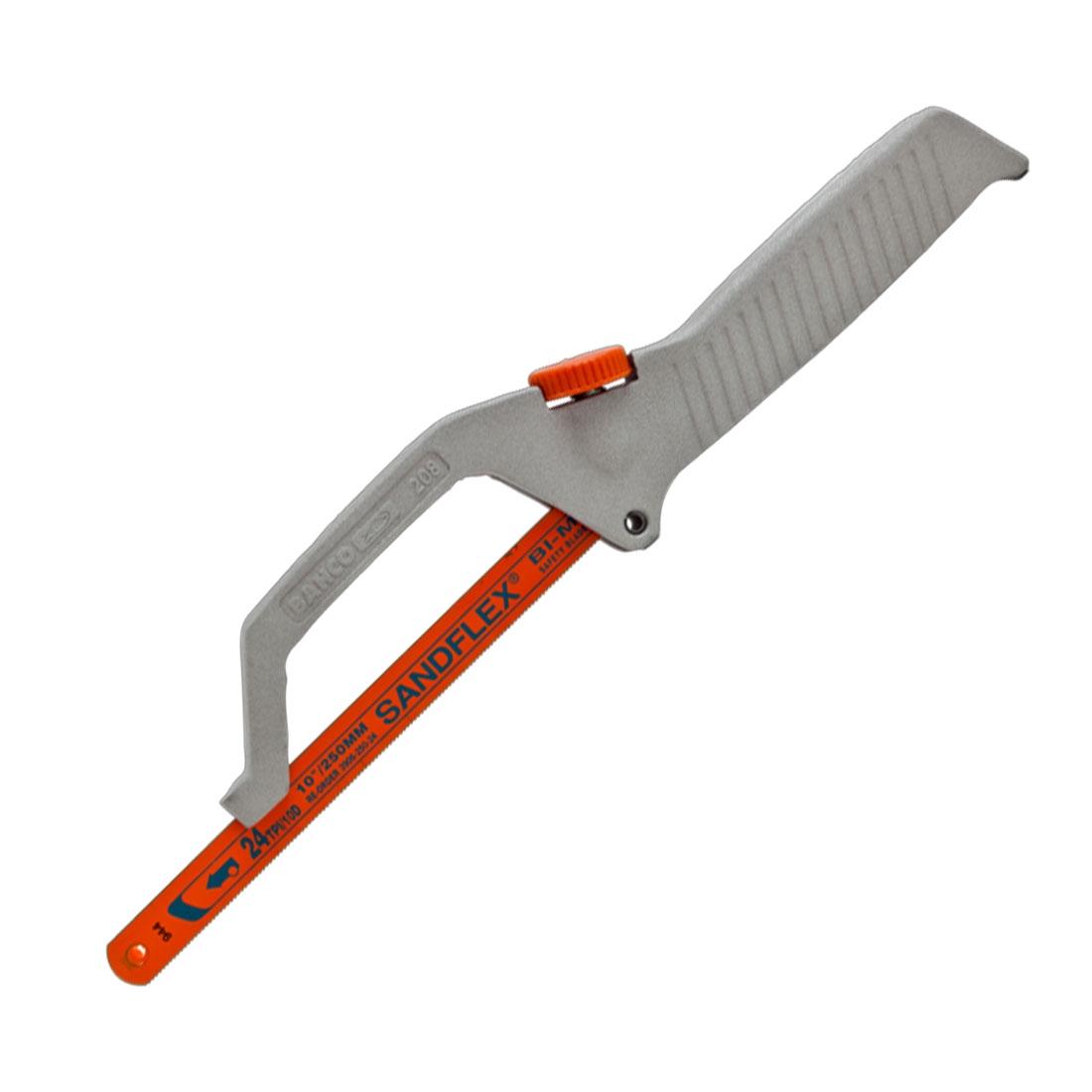 "Bahco 208 Mini Hacksaw with Blade 250mm/10"""