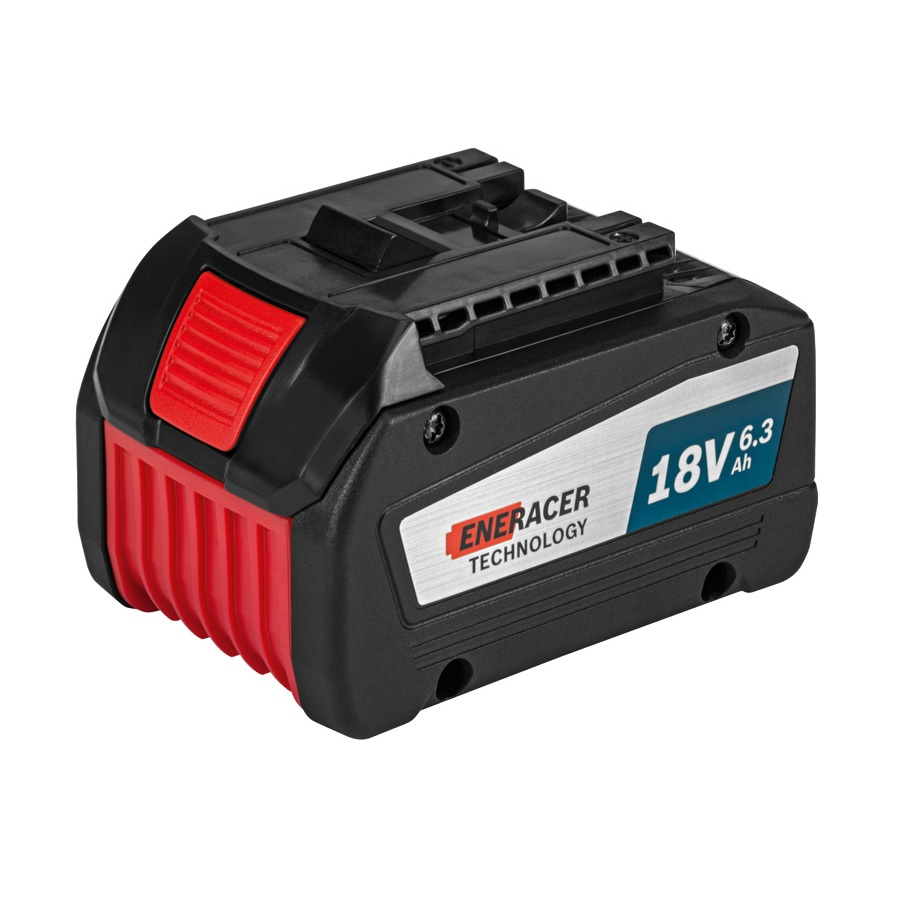 Bosch 18v Li-ion EneRacer Battery 6.3Ah 1600A00R1A