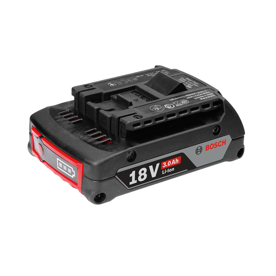 Bosch 18v Li-ion Cool Pack Battery 3Ah Compact 1600A012UV