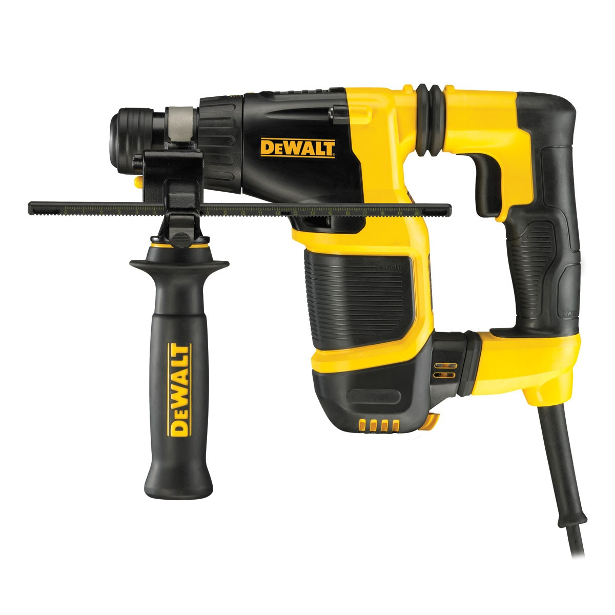 Dewalt Dust Extractor >> DeWalt D25052KT SDS+ Plus Compact Rotary Hammer Drill 20mm | Powertool World