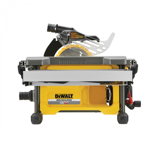 Dewalt Dcs7485n 54v Xr Flexvolt Cordless Brushless Table Saw Body Only Powertool World