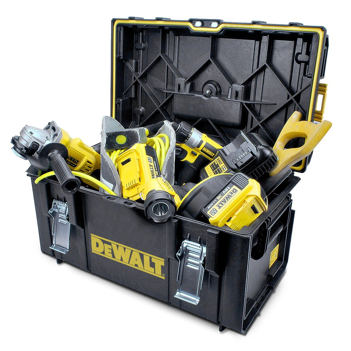 Dewalt 1 70 322 Ds300 Toughsystem Tool Box No Tote Tray