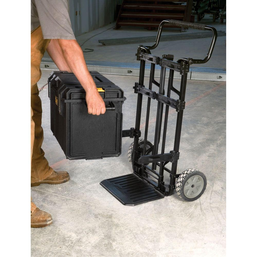 Dewalt 1 70 323 Ds400 Toughsystem Tool Box No Tote Tray