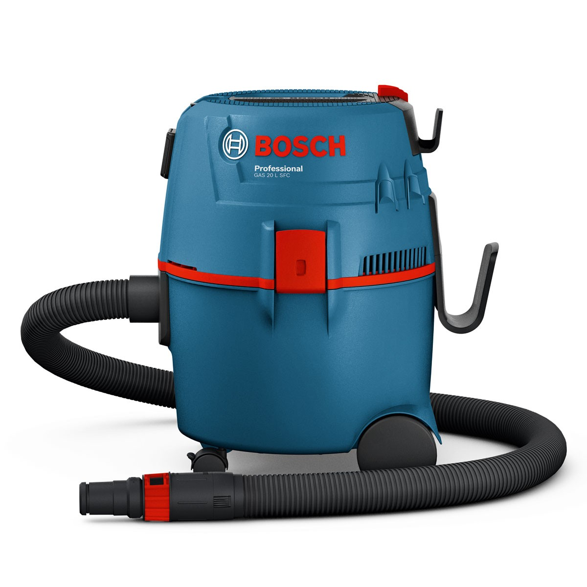 Bosch Gas 20 L Sfc Professional Wet Dry Dust Extractor