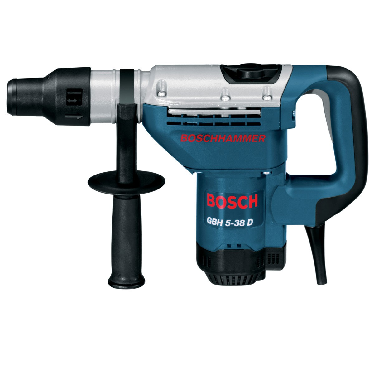 bosch gbh 5 38 d 5kg sds max combi hammer powertool world. Black Bedroom Furniture Sets. Home Design Ideas
