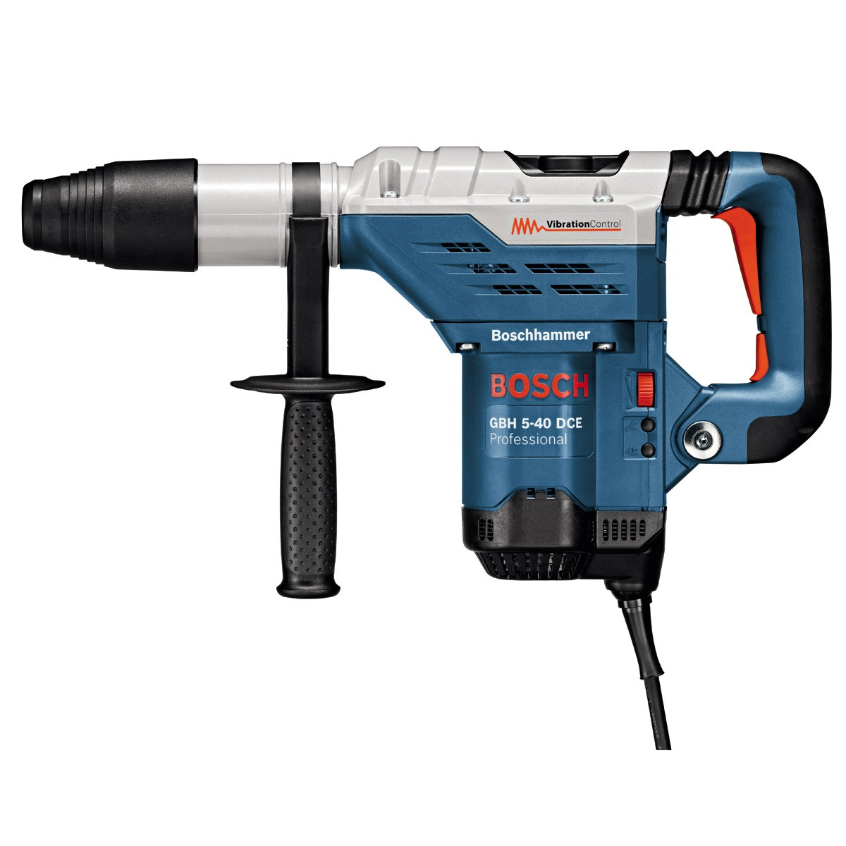 Bosch Gbh 5 40 Dce 5kg Sds Max Combi Hammer With Avh