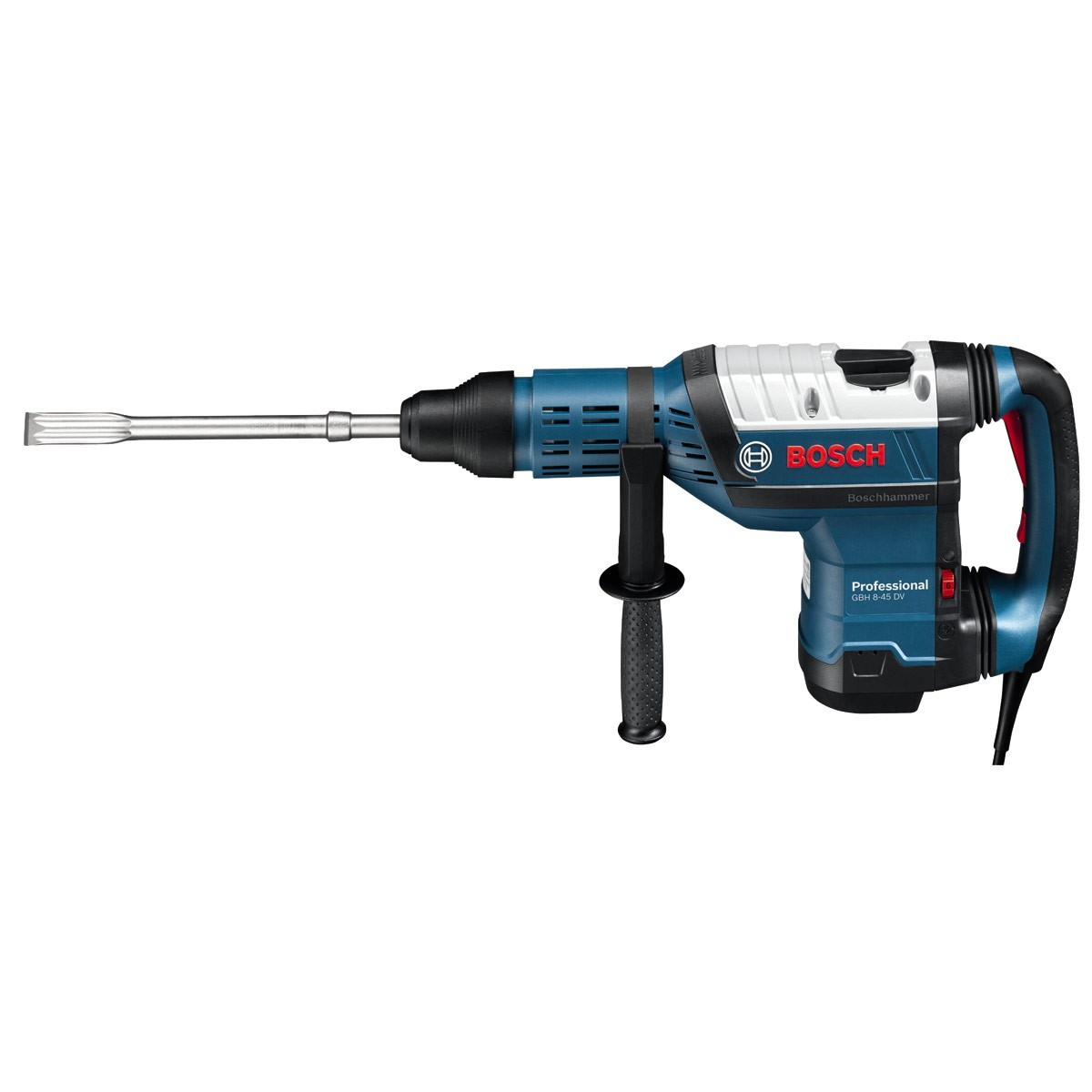 bosch gbh 8 45 dv sds max rotary hammer powertool world. Black Bedroom Furniture Sets. Home Design Ideas
