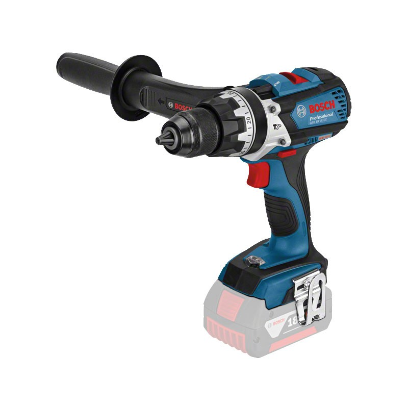bosch gsb 18 ve ec rs brushless combi drill body only 0615990ha3 powertool world. Black Bedroom Furniture Sets. Home Design Ideas