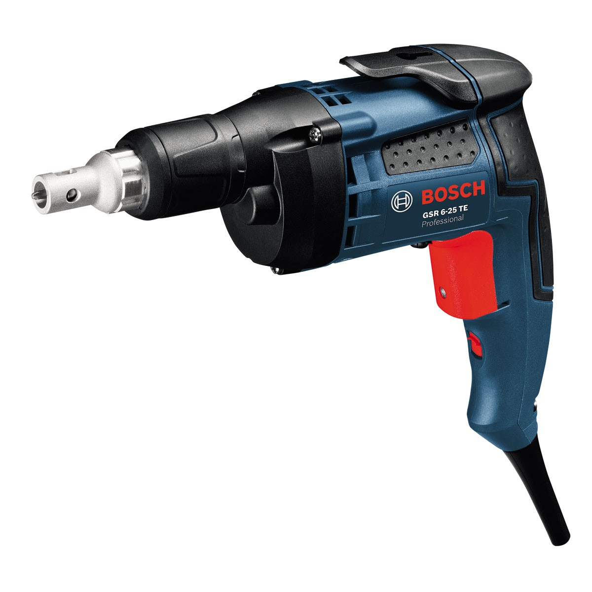bosch gsr 6 25 te professional drywall screwdriver powertool world. Black Bedroom Furniture Sets. Home Design Ideas