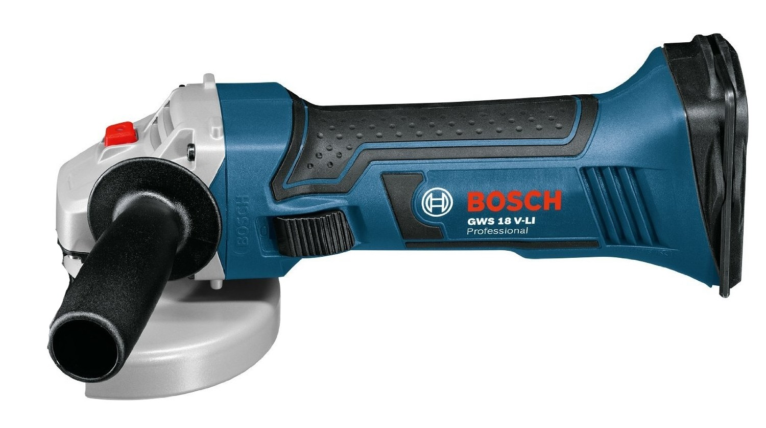 bosch cordless angle grinder gws 18 v li powertool world. Black Bedroom Furniture Sets. Home Design Ideas