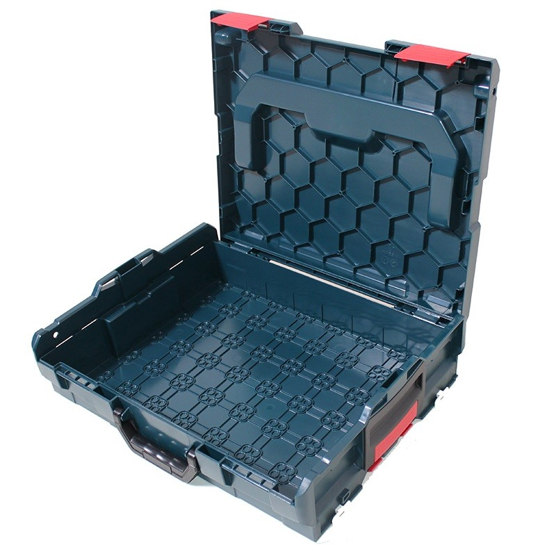 bosch l boxx 102 carrying case 1600a001rp 2608438691 no inlay powertool world. Black Bedroom Furniture Sets. Home Design Ideas